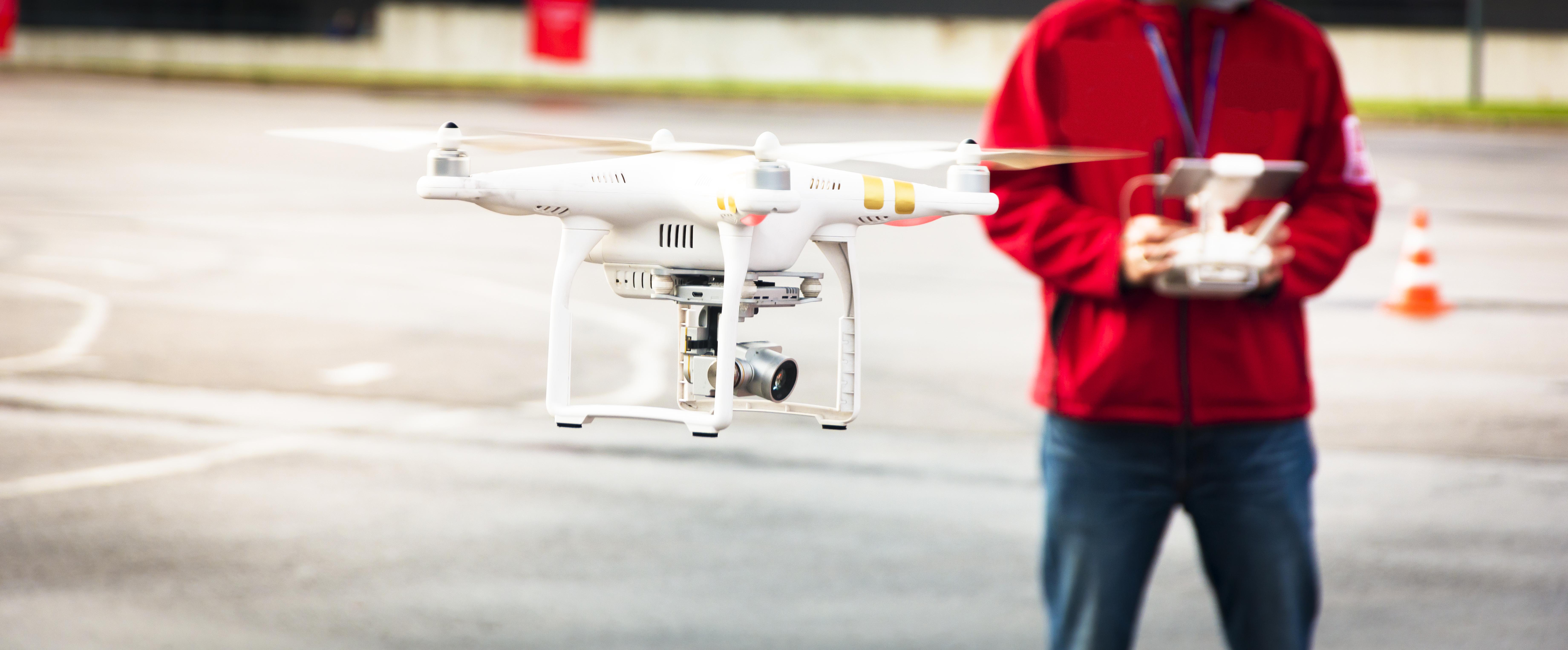 Riprese Video aeree con droni